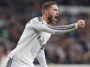 """Bóng đá - Real cần Ramos ở El Clasico: Tinh thần của """"số 4"""""""