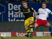 Bóng đá - Hamburg - Dortmund: Đòn đau choáng váng