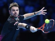 Thể thao - Murray - Wawrinka: Nhọc nhằn vào bán kết (ATP Finals)