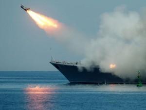 Thế giới - Tàu chiến Nga phóng 18 tên lửa hành trình tiêu diệt IS