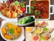 Ẩm thực - Bữa cơm ngày Chủ nhật ngon ơi là ngon