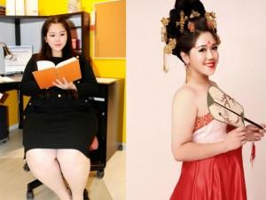 """Bạn trẻ - Cuộc sống - Nàng """"sumo"""" 200kg có gương mặt xinh như thiên thần"""
