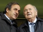 """Bóng đá - Tin HOT tối 21/11: FIFA """"muốn"""" Blatter & Platini ngồi tù"""