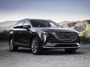 Ra mắt Mazda CX-9 2017 mạnh mẽ và sang trọng