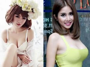 8 người đẹp Việt thừa nhận từng nâng cấp ngực