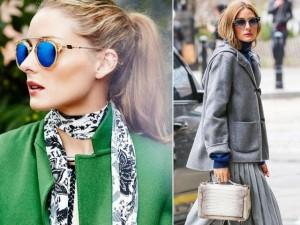 Thời trang - Olivia Palermo là tín đồ thời trang mặc đẹp nhất 2015