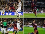 Bóng đá - Real thua toàn diện ở Kinh điển: Xấu xí và bất lực
