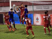 Bóng đá - U21 Thái Lan quá yếu