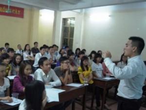 Bạn trẻ - Cuộc sống - 9x dạy tiếng Anh miễn phí nhiều sinh viên