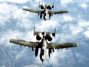 """Thế giới - Ảnh: Dàn máy bay """"khủng"""" không kích IS ở Syria"""