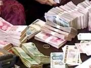 Tài chính - Bất động sản - Trung Quốc triệt phá các ngân hàng rửa tiền