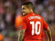 """Bóng đá - Coutinho: Xứng danh """"Phù thủy Samba"""" ở Anfield"""