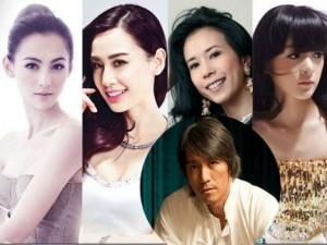 Phim - Đường tình lận đận của 9 mỹ nhân phim Châu Tinh Trì