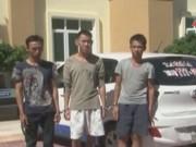 Video An ninh - Trắng đêm truy bắt băng cướp taxi trên đèo Lò Xo
