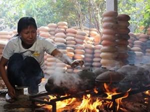 Mang cá kho làng Vũ Đại cạnh tranh với thế giới
