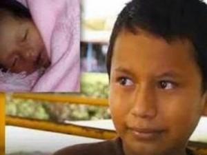 Thế giới - Mexico: Cậu bé làm bố khi mới 11 tuổi