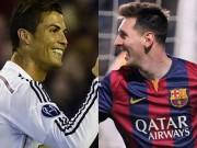 """Bóng đá Tây Ban Nha - Đội hình mọi thời đại UEFA: Ro """"vẩu"""" dự bị cho M10-CR7"""