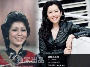 """Thời trang - Bất ngờ danh sách """"Những hoa hậu xấu nhất Hong Kong"""""""