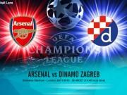 Bóng đá - Arsenal – Dinamo Zagreb: Chỉ thắng thôi chưa đủ