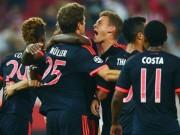 "Bóng đá - Bayern – Olympiakos: ""Cứu vớt"" Arsenal"