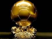 Tin bên lề bóng đá - Lộ kết quả Quả bóng vàng FIFA 2015
