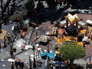Thế giới - Tòa án quân sự Thái Lan xử 2 nghi can đánh bom Bangkok