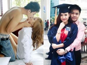 Bạn trẻ - Cuộc sống - Những chuyện tình tay ba gây ồn ào làng giải trí Việt