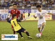 Bóng đá - U21 HAGL - U21 Myanmar: Bữa tiệc 7 bàn thắng