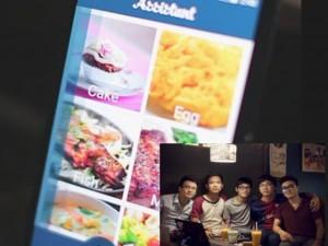 Công nghệ thông tin - Gặp nhóm SV lập trình ứng dụng dạy nấu ăn bằng giọng nói