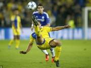 Bóng đá - Chi tiết Maccabi – Chelsea: Zouma góp vui (KT)