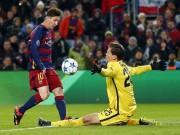 Bóng đá - Messi thích xem đồng đội thi đấu từ ghế dự bị