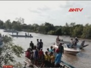 Video An ninh - Cà Mau: Canô đâm vào trụ cầu, 9 người thương vong