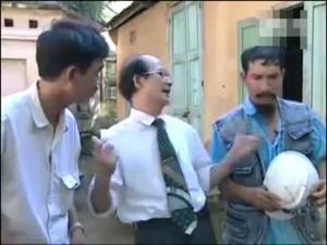 Quốc Khánh diễn kịch lừa anh họ Phạm Bằng