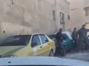 Thế giới - Video: Tên lửa chống tăng bắn xe nhà báo Nga ở Syria