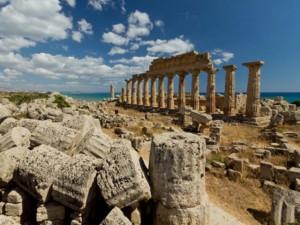 Du lịch - Bí ẩn vùi lấp dưới lòng đất của thành cổ Hy Lạp