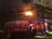 Video An ninh - Clip: Cháy ngùn ngụt tại chung cư 25 tầng ở Hà Nội