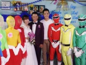 """Bạn trẻ - Cuộc sống - Những màn rước dâu """"siêu độc"""" ở Việt Nam"""