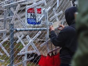"""Thế giới - Mỹ: Biểu tình yêu cầu đóng cửa """"trường đào tạo sát thủ"""""""