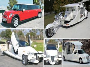 Ô tô - Xe máy - 10 xe Limousine độc đáo nhất trên thế giới