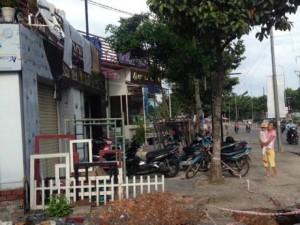 Tin tức Việt Nam - Dây điện đứt rơi trúng người, 1 người tử vong tại chỗ