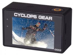 Công nghệ thông tin - CGX2: Camera hành động 4K giá rẻ, đối thủ của GoPro