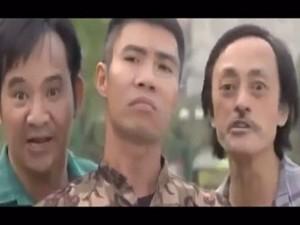 """Công Lý, Quang Tèo và Giang Còi hát """"Thủy Hử chế"""""""