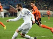 Cup C1 - Champions League - Shakhtar - Real: Công làm thủ phá