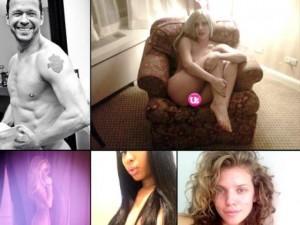 Đời sống Showbiz - Trào lưu sao Hollywood khoe thân trên mạng xã hội