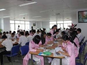 Giáo dục - du học - Trường ĐH bắt tay doanh nghiệp để đào tạo ứng dụng