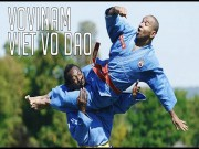 Thể thao - Những niềm tự hào võ thuật Việt Nam