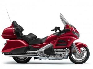 """Ô tô - Xe máy - """"Vua đường trường"""" Honda Goldwing thêm màu mới"""