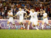 """U21 Clear Men Cup - Hàng vạn CĐV """"nín thở"""" vì Công Phượng & U21 HAGL"""