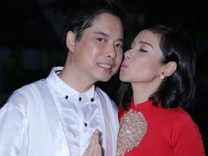 Việt Trinh xúc động với tình cảm Ngọc Sơn dành cho mình