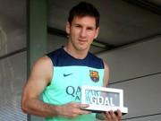"""Bóng đá - """"Pele trắng"""" đặt cửa Messi thắng Ronaldo giải Goal 50"""